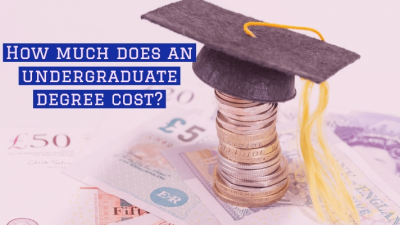 How much does an undergraduate degree cost
