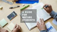 Mature students study britannia