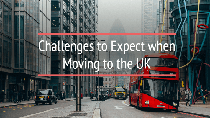 UK international students moving to the UK