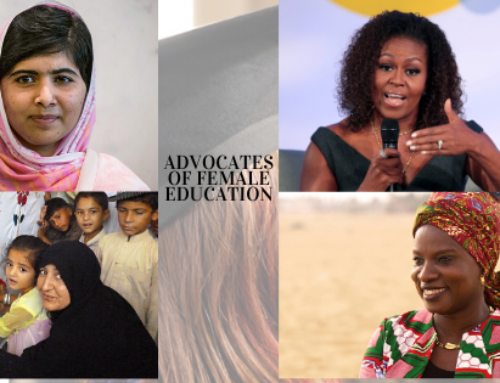 4 Influential Advocates of Female Education